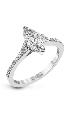 Simon G Engagement Ring Semi-Mounts LR2507-MQ product image