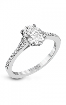 Simon G Engagement Ring Semi-Mounts LR2507-OV product image