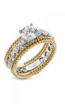 Simon G Wedding Set Engagement Ring LR2601 product image