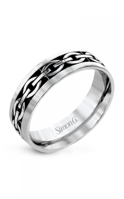 Simon G Wedding Band Men Collection Lg207 product image