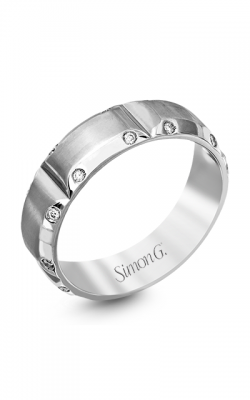 Simon G Wedding Band Men Collection Lp1896 product image