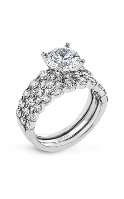 Simon G Passion Wedding Set Lp2380 product image