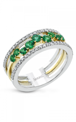 Simon G Fashion Ring Modern Enchantment Lr2303-y product image