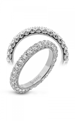 Simon G Wedding Band Classic Romance Lr2315 product image
