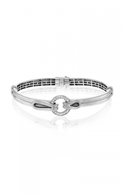 Simon G Buckle Men's Bracelet Mb1574-g product image