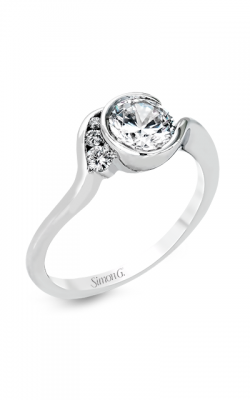 Simon G Classic Romance Engagement ring Mr2549 product image
