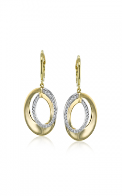 Simon G Earrings Le2314-y product image