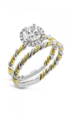 Simon G Wedding Set Engagement ring Lr2790 product image