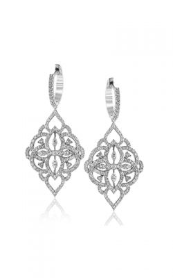 Simon G Trellis Earrings DE202-A product image