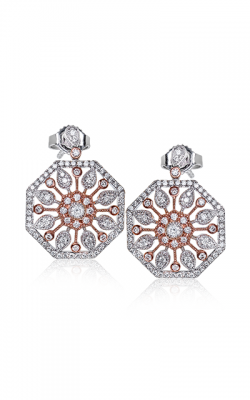 Simon G Trellis Earrings DE257 product image