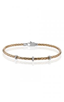 Simon G Woven Bracelet LB2214-R product image