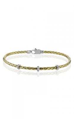 Simon G Woven Bracelet LB2214-Y product image