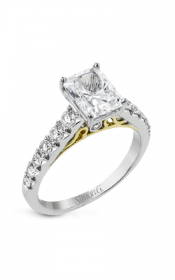 Simon G Neo Engagement Ring LP2356-EM product image