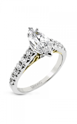 Simon G Neo Engagement Ring LP2356-MQ product image