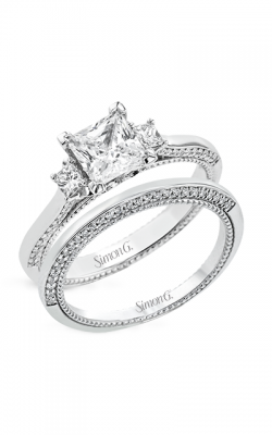 Simon G Side Hustle Engagement ring LR2149 product image