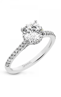 Simon G Underhalo Engagement Ring LR2350 product image