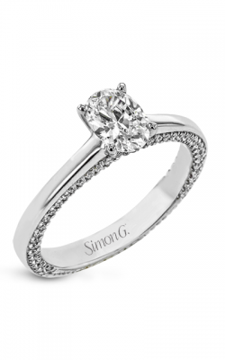 Simon G Side Hustle Engagement Ring LR2460 product image