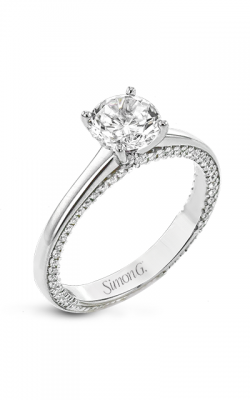 Simon G Side Hustle Engagement Ring LR2460-RD product image