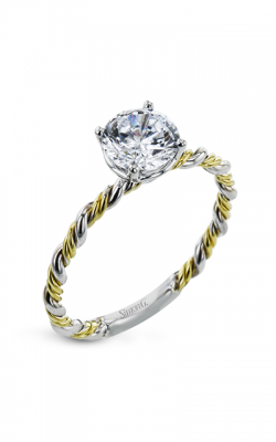 Simon G Twist Engagement Ring LR2633 product image