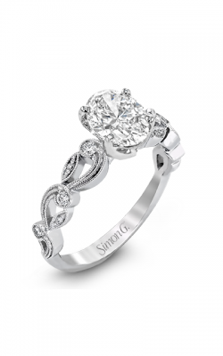 Simon G Trellis Engagement Ring TR473-OV product image