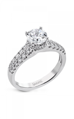 Simon G Underhalo Engagement ring LR2810 product image