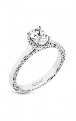 Simon G Side Hustle Engagement Ring LR2817 product image