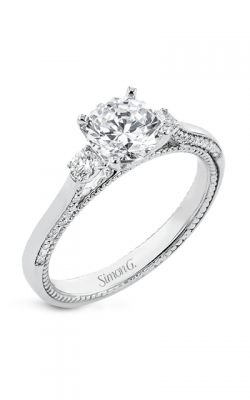 Simon G Side Hustle Engagement Ring LR2818 product image