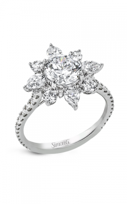 Simon G Supernova Engagement ring LR2837 product image