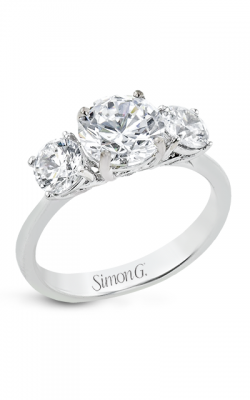 Simon G Flourish Engagement ring LR2843 product image