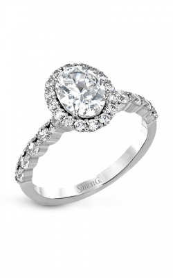Simon G Engagement Ring MR2878 product image