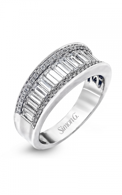 Simon G Wedding band MR2237-B product image