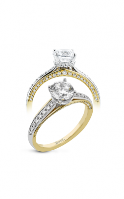 Simon G Underhalo Engagement Ring LR2826 product image