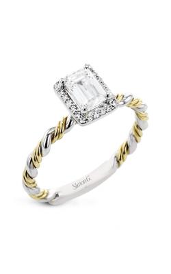Simon G Twist Engagement ring LR2796 product image