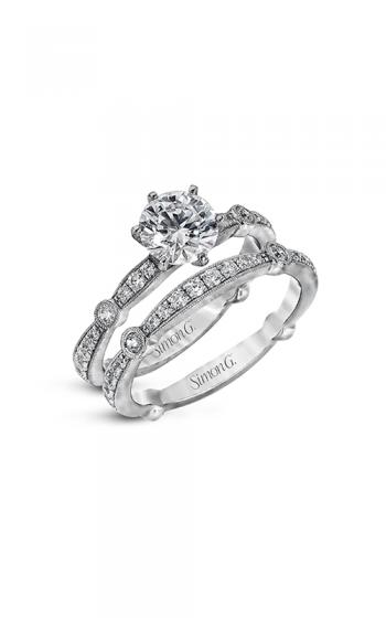 Simon G Vintage Explorer Engagement ring MR1546 product image