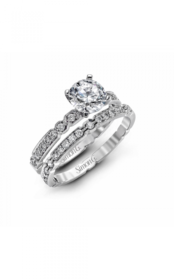 Simon G Modern Enchantment Engagement ring NR130 product image