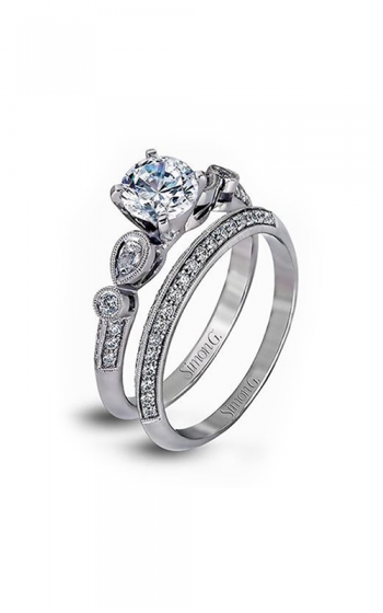 Simon G Delicate Engagement ring LP1145-D product image