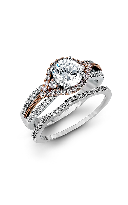 Simon G Vintage Explorer Engagement ring MR1815 product image