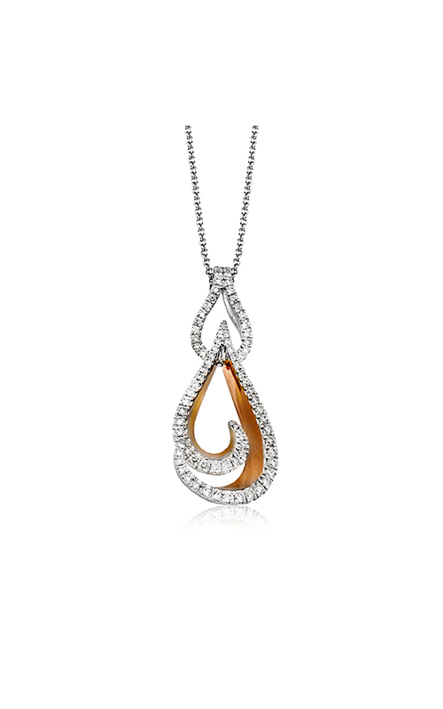 Simon G Classic Romance Necklace MP1575 product image