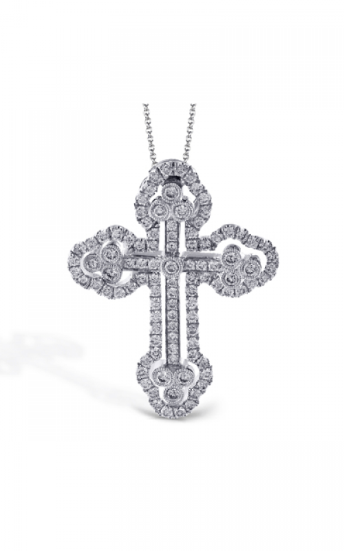 Simon G Necklace Virtue LP4075-S product image