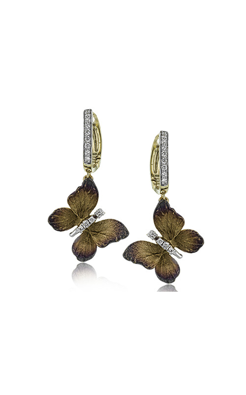 Simon G Organic Allure Earrings DE230 product image