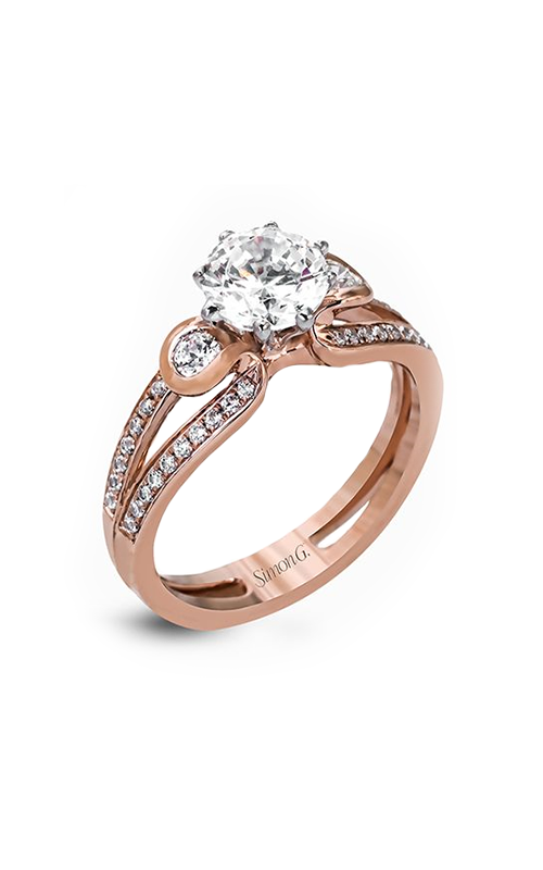 Simon G Engagement ring Classic Romance MR2585 product image