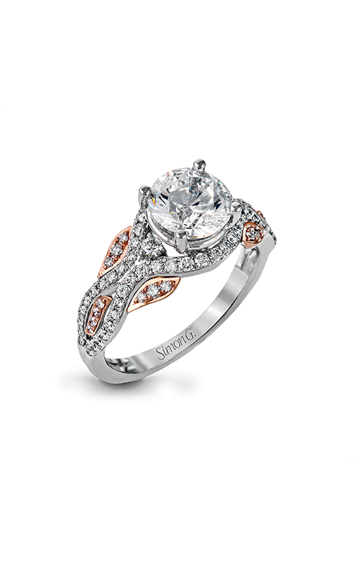 Simon G Classic Romance Engagement ring DR349 product image