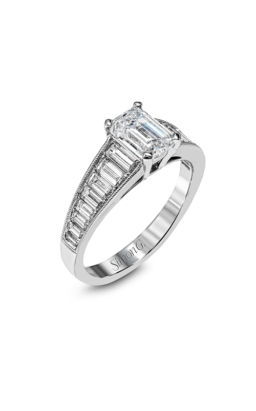 Simon G Vintage Exlporer Engagement Ring MR2393 product image