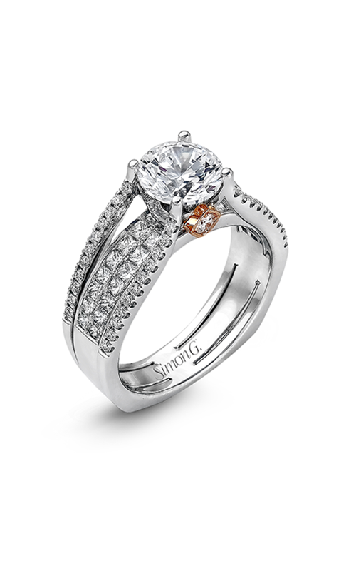 Simon G Nocturnal Sophistication Engagement ring MR2286 product image