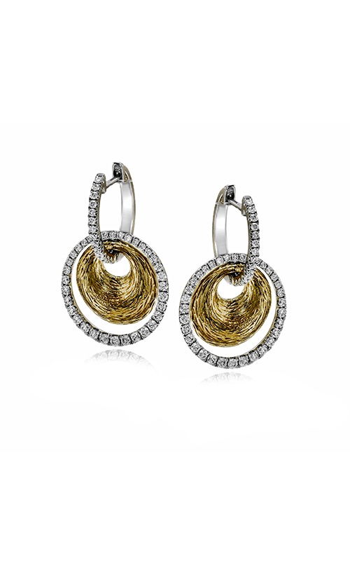 Simon G Classic Romance Earring ME1523-A product image