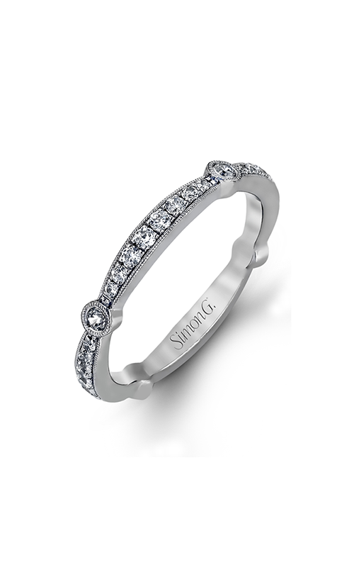 Simon G Vintage Explorer Wedding band MR1546 product image