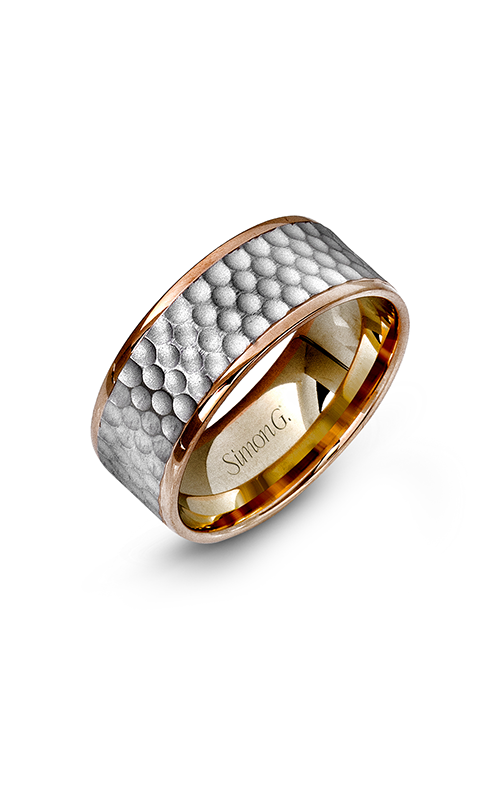 Simon G Men's Wedding Bands LG119 product image