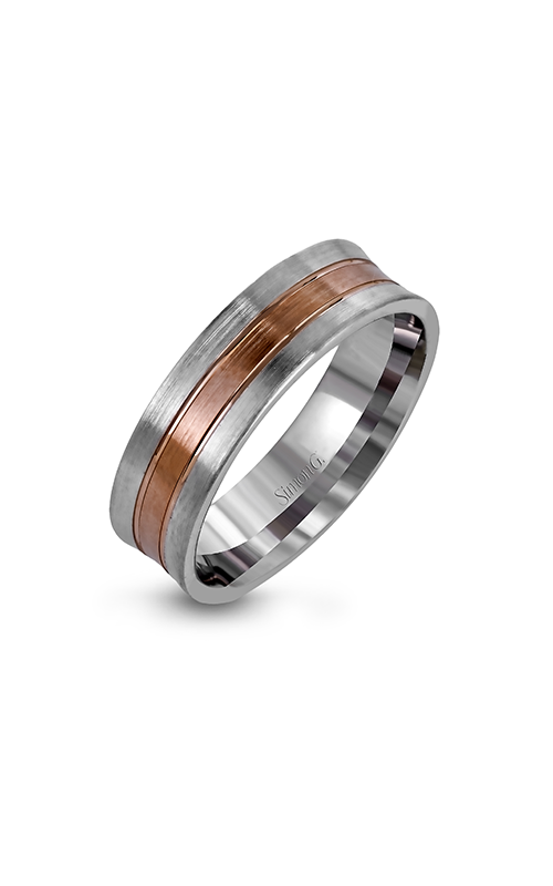 Simon G Wedding band Men Collection LG136 product image