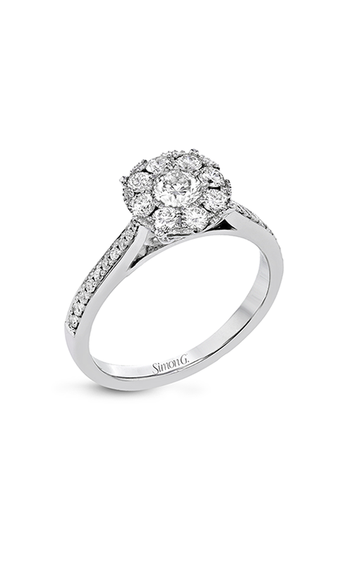 Simon G Mosaic Engagement ring MR2680 product image
