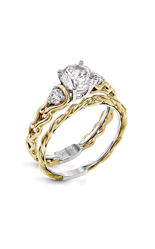 Simon G Classic Romance Engagement ring MR2834 product image